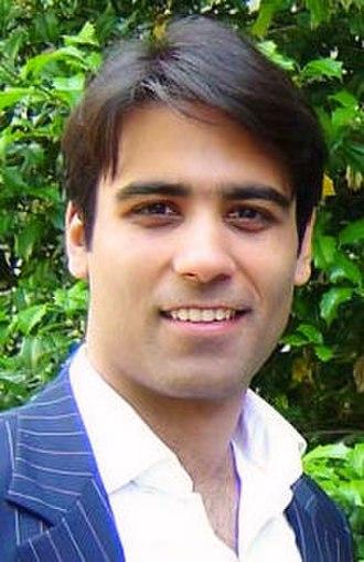 Divya Narendra - Narendra in 2011