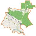 Dobrzeń Wielki (gmina) location map.png