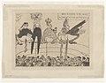Doctrinal Nourishment, print by James Ensor, 1889, Prints Department, Royal Library of Belgium, S. IV 596.jpg