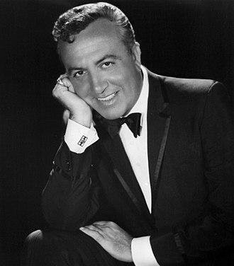 Don Cornell - Cornell in 1963.
