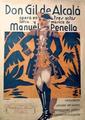 Don Gil de Alcalá (Manuel Penella Moreno 1932) cartel.png