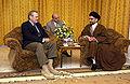 Donald Rumsfeld meets Abdul Aziz al-Hakim, 2003-Dec-06.jpg
