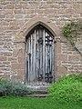 Doorway, Chapel of St John, Fawley - geograph.org.uk - 919048.jpg