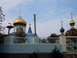 Dormition church in Tatarbunary 01.jpg