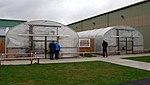 Dornier D0-17Z conservation tents, RAF Museum, Cosford. (13700393454).jpg