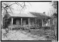 Dorsett House, Palestine, Anderson County, TX HABS TEX,1-PAL,2-1.tif