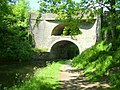 Double Arched Bridge at East Marton - geograph.org.uk - 617579.jpg