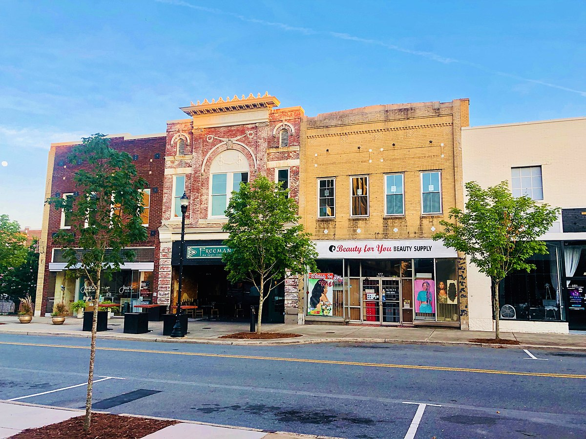 Gastonia, North Carolina - Wikipedia