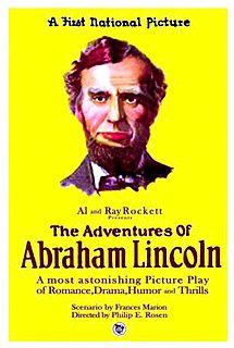 <i>Abraham Lincoln</i> (1924 film) 1924 film