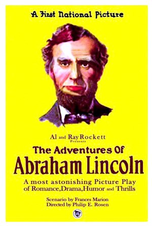 The Dramatic Life of Abraham Lincoln - Film poster