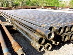 Drill pipe - Image: Drill pipe