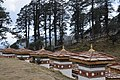 Druk Wangyal - 108 Chortens at Dochula on Thimphu-Punakha Highway - Bhutan - panoramio (18).jpg