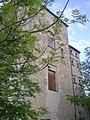 Drzewiej średniowieczna wieża mieszkalna, dziś m. in. siedziba Gminnego Ośrodka Kultury, Biblioteki, Muzeum Regionalnego czy też Muzeum Kowalstwa - panoramio.jpg