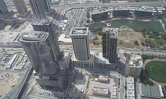 Dubai Media City - Dubai Media City on 1 May 2007
