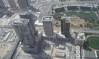MBC 4 - Dubai Media City, where MBC 4 is headquartered.
