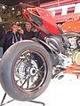 Ducati 1199 Panigale S rear.JPG