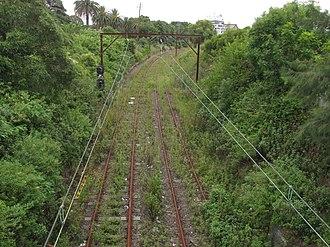 Dulwich Hill Line - Image: Dulwich Hill 24 02 10 (4833721233)
