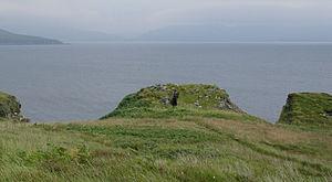 Dun Ringill - Dun Ringill fort