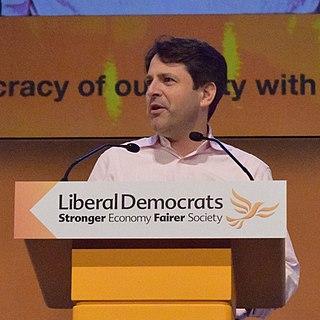 Duncan Hames British politician
