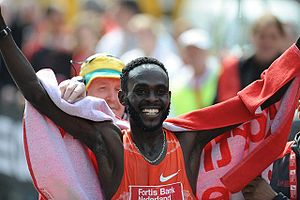 Lille Half Marathon - Duncan Kibet won the men's race in 2004.