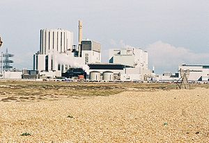 British Energy - Dungeness B advanced gas-cooled reactor, in 2005 given a 10-year life extension to 2018.