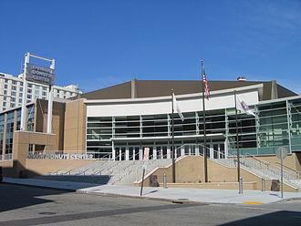 Dunkin' Donuts Center - Dunkin' Donuts Center