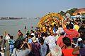 Durga Idol Immersion - Baja Kadamtala Ghat - Kolkata 2012-10-24 1472.JPG