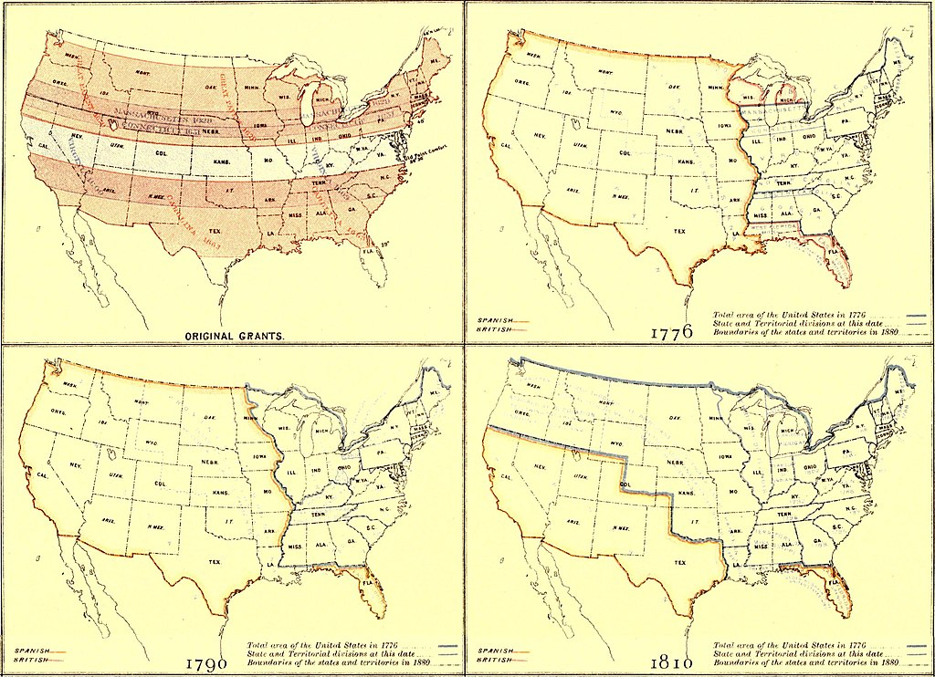 File:EB9 United States - historical maps (top).jpg ...