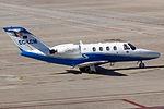 EC-LCM Cessna 525 CitationJet VGO.jpg
