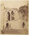 Easby Abbey. The Refectory MET DP209885.jpg