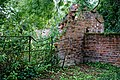 Easton Lodge Gardens, Little Easton, Essex, England ~ walled garden exterior.jpg