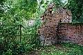Easton Lodge Gardens, Little Easton, Essex, England ~ walled garden exterior.jpg