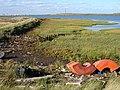 Ebbing tide - geograph.org.uk - 256787.jpg