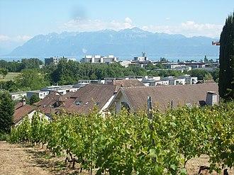 Écublens, Vaud - Image: Ecublens SL730165