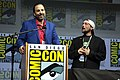 Eddie Ibrahim & Kevin Smith (43793466411).jpg