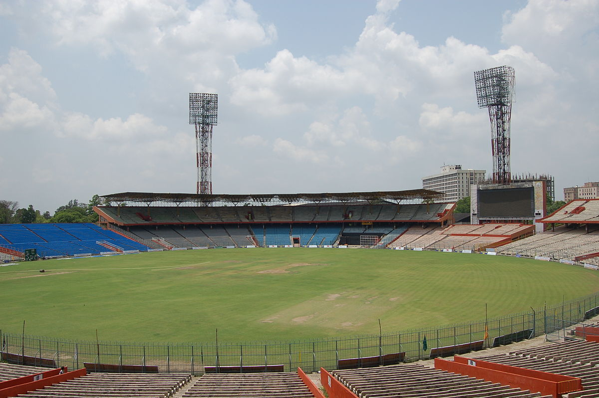 list of international cricket centuries at eden gardens wikipedia - Eden Garden