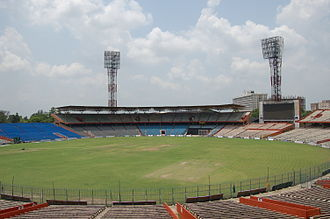 2011 Cricket World Cup - Image: Eden Gardens