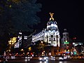 Edificio Metrópolis, Gran Vía, Madrid, España - panoramio.jpg