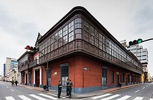 Edificio en el cruce jirones Miró Quesada y Azangaro, Lima, Perú, 2015-07-28, DD 97