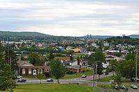 Edmundston NB skyline.JPG