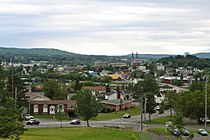 Edmundston NB skyline.JPG