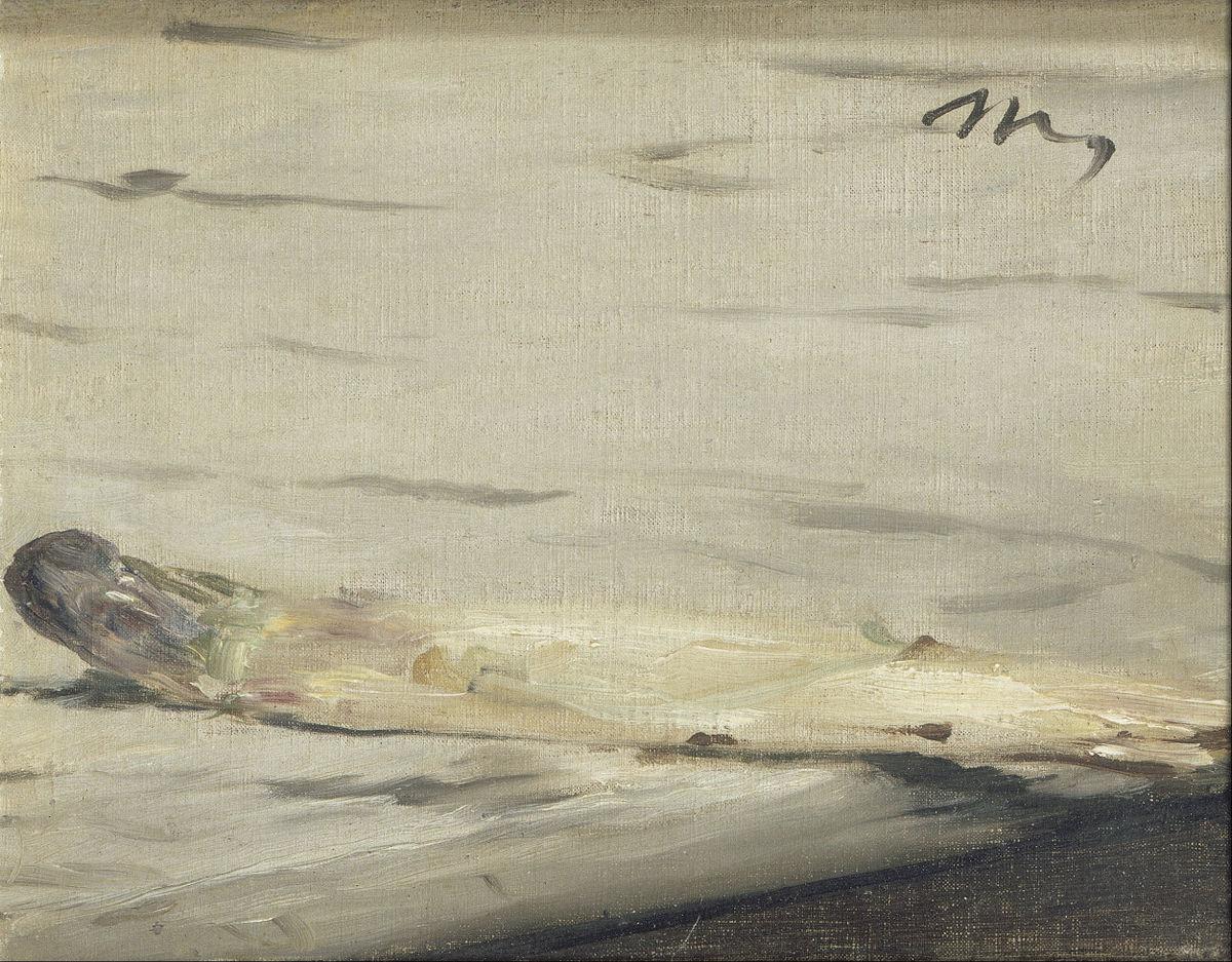 Edouard Manet - Asparagus - Google Art Project.jpg