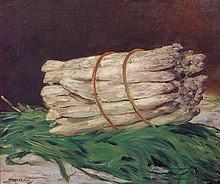 L'asperge et un peu d'histoire dans FLORE FRANCAISE 220px-Edouard_Manet_Bunch_of_Asparagus
