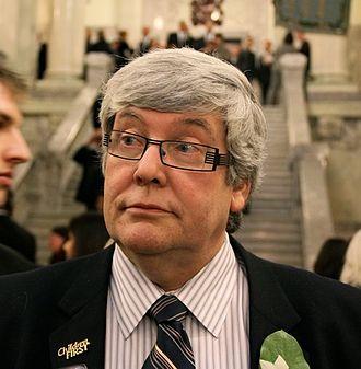 Dave Hancock - Dave Hancock in 2011
