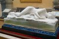 Edward Onslow Ford (1852-1901) - The Snowdrift (1901) front 2, Lady Lever Art Gallery, Port Sunlight, Cheshire, May 2013 (11041258123).png
