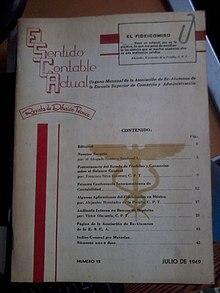Escuela Superior de Comercio y Administración - Wikipedia