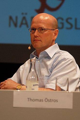 Minister for Housing (Sweden) - Image: Ekonomiskt seminarium i Almedalen (4767292061)