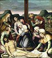 El Descendimiento, de Vicente Macip Comes (Museo del Prado).jpg
