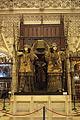 El sepulcro de Cristóbal Colón (Catedral de Sevilla).JPG