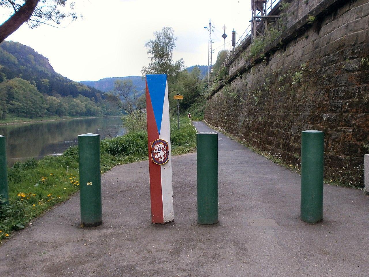 Duty Free Tschechische Grenze